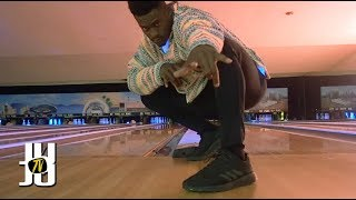 JuJu Smith-Schuster Goes Bowling with FaZe Clan  VLOG
