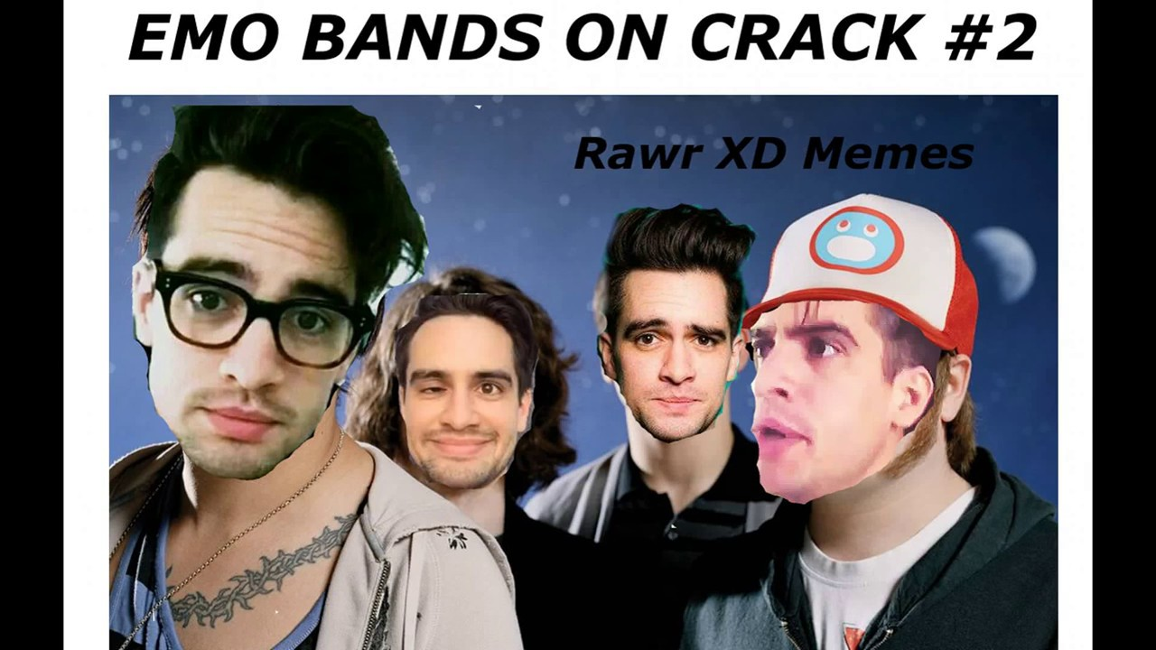 Emo Bands On Crack 2 Youtube