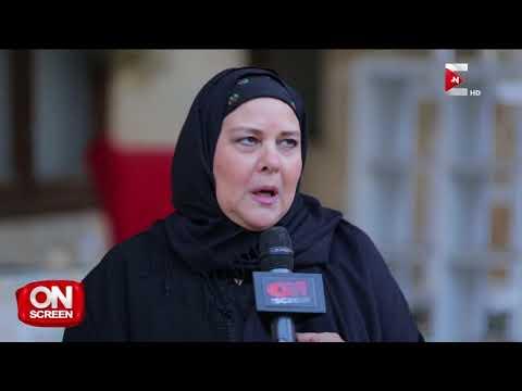 لقاء خاص مع الفنانة - دلال عبد العزيز - أثناء تصوير فيلم سوق الجمعة  - 19:20-2018 / 7 / 12