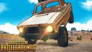 CRAZY Car Physics.. | Best PUBG Moments and Funny Highlights - Ep.135