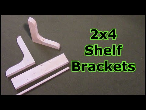 2x4 Shelf Ckets