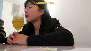 (Sub) 직장인 음주 일상 | 런데이 2주차 + 같이…