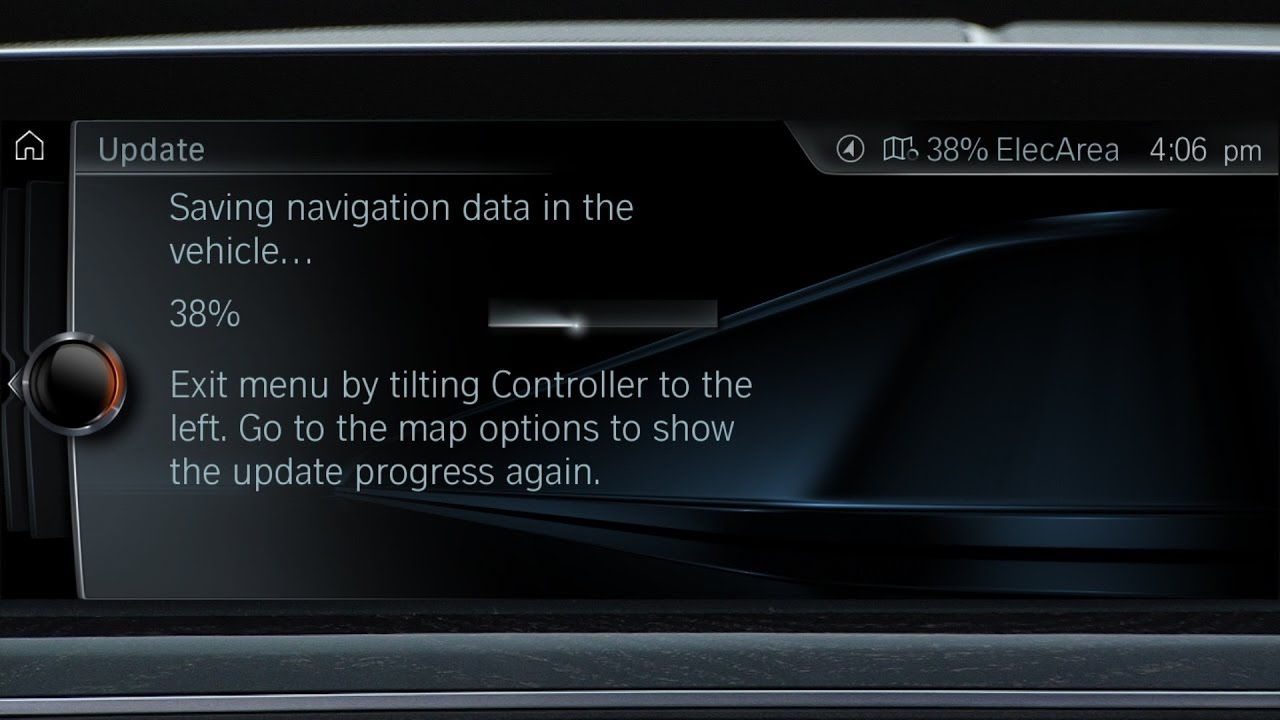 BMW Connecteddrive Usa >> Automatic Map Updates   BMW Genius How-To - YouTube