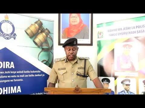 Download TAARIFA YA NAFASI ZA KAZI KUTOKA JESHI LA POLISI TANZANIA