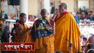 Tibetan Language - Jataka Tales (Life Stories of the Buddha) - 2014