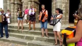 20 ème gala d'accordéon de Lesterps – Aubade de rues – 2ème partie