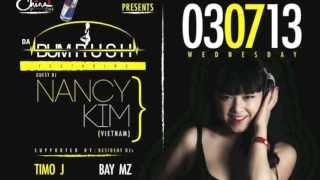 Dj Nancy Kim At Da Bumrush On 3rd July 2013!