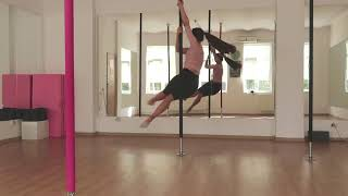 Dans la Bara - Beginner's Pole Dance Choreography 22|10|18