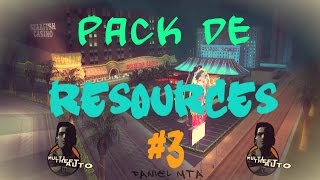 MTA SA | Pack De Resources #3 Para Tu Server De MTA | Daniel MTA