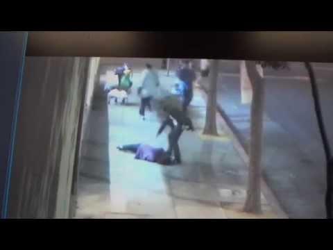 Woman violently pushed in Berkeley