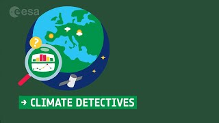 Climate Detectives webinar - meet the scientist