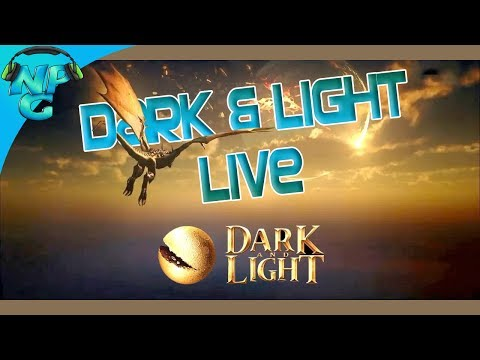 DARK and LIGHT - Brand New Magical ARK Clone
