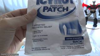 Review of best medicated patches for back pain, arthritis & strains: salompas, cvs & icy hot