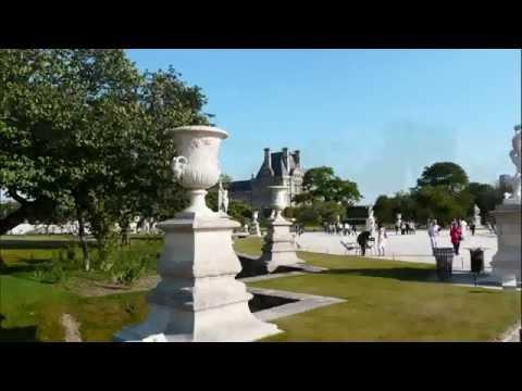 Paristoric - Le Jardin des Tuileries