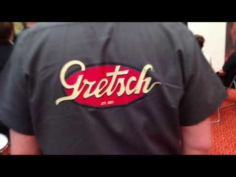 GRETSCH - DAY 2013 MUSICSTORE - EUROPE Clip # 1 by BAGGIMEDIA