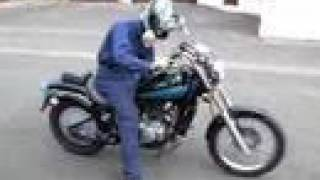 aprilia classic 50cc first start premier dmarrage