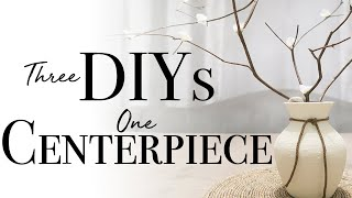 DIY Centerpiece ~ Home Decor DIY for Any Season