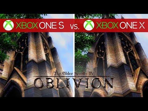 Oblivion Comparison -