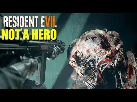 Resident Evil 7 Not A Hero Gameplay German #05 ENDE - Hallo Lucas