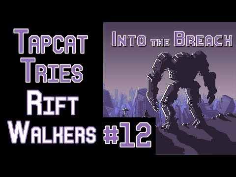 Into the Breach: Rift Walkers Part 12: Volcanic Island, The Big Finish