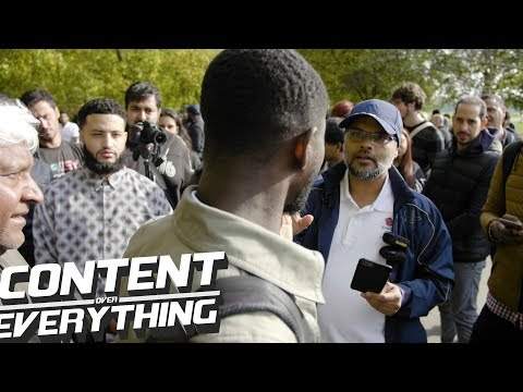 Theo Vs Hashim On Whether The Quran Is A Book For All Nations