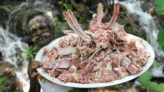 Mutton Chops Prepared by my Daddy Arumugam / Village food factory