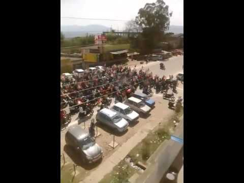 BJP Victory Rally  In Udhampur