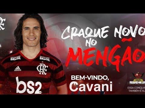CAVANI NO FLAMENGO JOGADOR PODE SAIR DE GRAÇA DO PSG