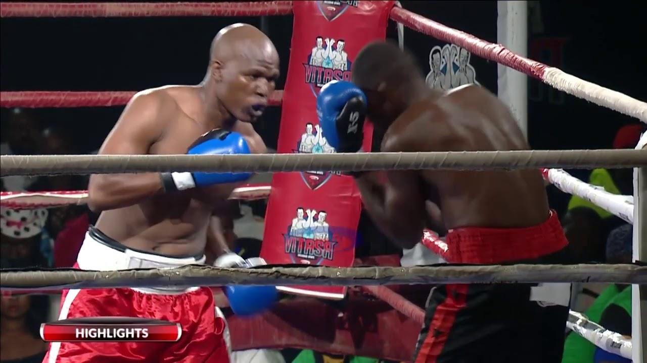 Download VITASA: 'Knockout' ya Selemani Kidundab dhidi ya Limbano Lano - Usiku wa Mabingwa 26/12/2020