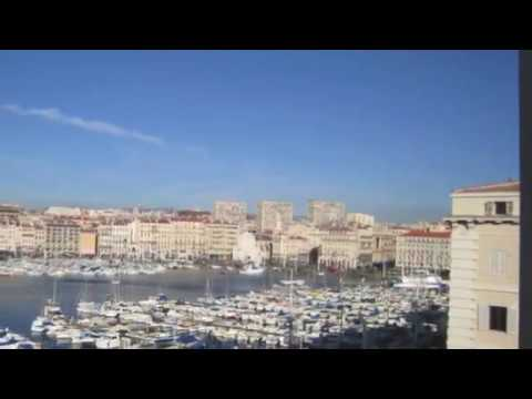Apartment for sale old port of Marseille (sea view) France - French real estate