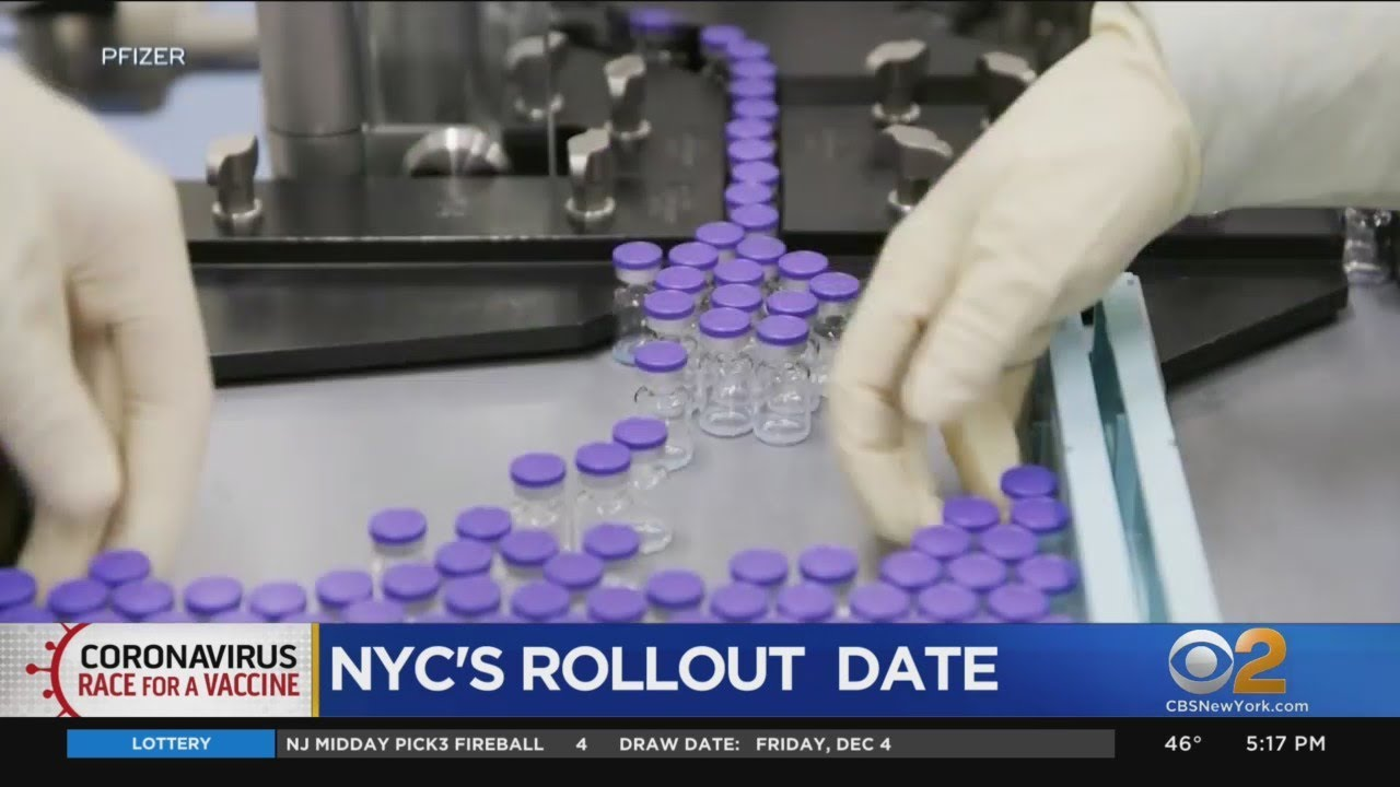 City Council Discusses COVID Vaccine Distribution - CBS New York