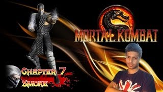 Mortal Kombat: 7 - Where There Is Smoke, There Is Fire!