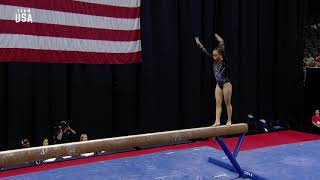 Morgan Hurd Beam | Champions Series Presented By Xfinity