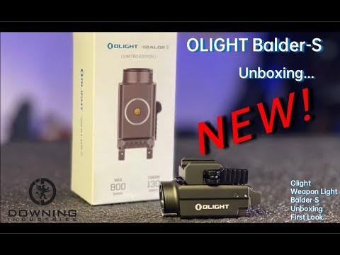Olight Balder-S Unboxing