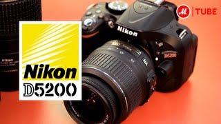 Обзор фотоаппарата Nikon D5200(Подробнее на: ..., 2013-05-16T14:38:40.000Z)