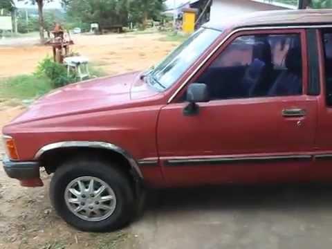 ขายแล้ว รถยนต์มือสอง TOYOTA HILUX HERO CAB 2450CC เชียงใหม่ DIESEL THAILAND