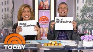 Andy Cohen Plays 'Headline or Real Housewives Tagline' With Hoda | TODAY