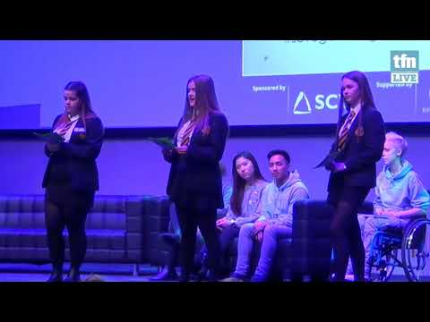TFN Live: Mobilising youth action