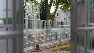 Ogrodzenie gabionowe w Szubinie RATAYCZAK FABRYKA GABIONÓW