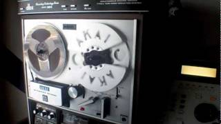 dbx Tape Noise Reduction - demonstration