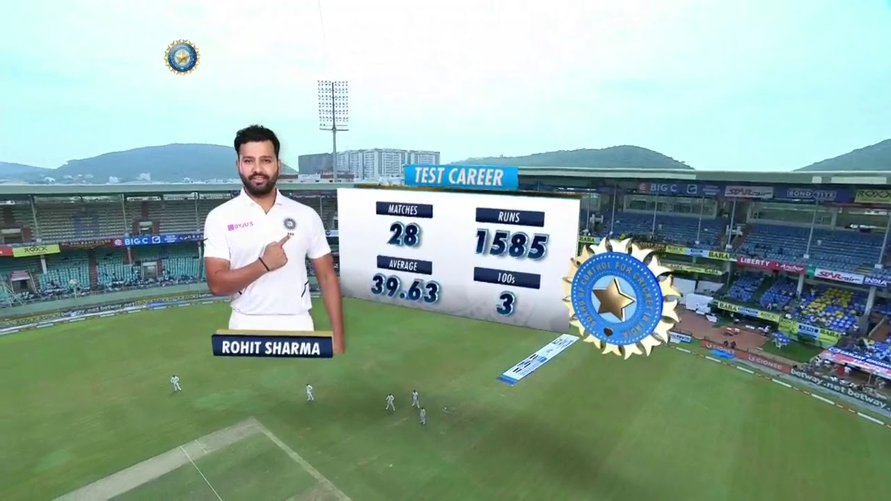 Rohit 100 to ind vs sa