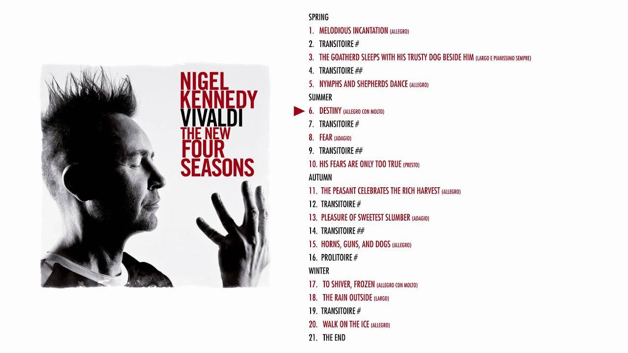 Nigel kennedy music