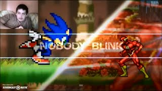 Lets React to One Minute Melee Sonic VS The Flash