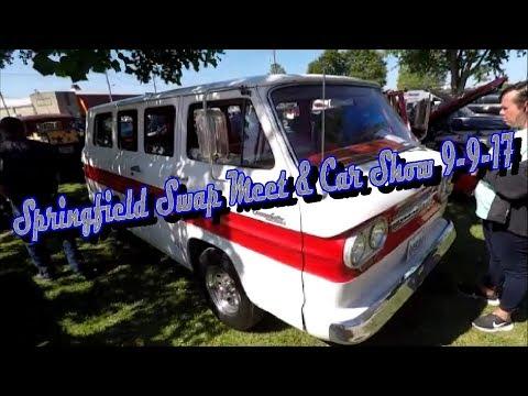 GO4RIDER - Springfield Swap Meet & Car Show 9-9-17 pt.1