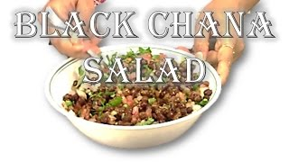 Healthy Black Chana Salad | Weight Loss Recipe by Rinku