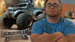DRIVING THE MOST DANGEROUS VEHICLE IN THE WORLD   Heavy Metal Machines