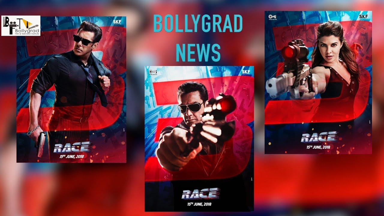Download Sapne Ki Tarha Race 3 Movie New Song Full Video -8539