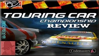 Toca Touring Car Championship - PS1 - with Commentary !!