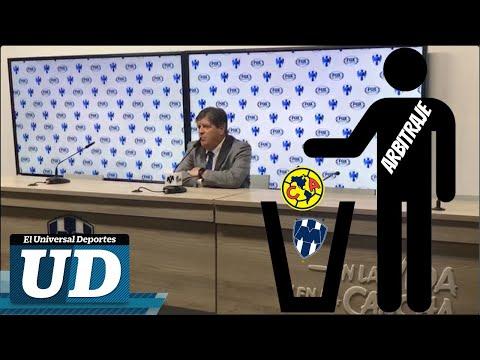 Miguel Herrera cuestiona trabajo de Arturo Brizio