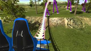 NoLimits 2 Roller Coaster Simulation Demo v.2 (PC)